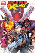 Deadpool vs. X-Force Vol 1 1