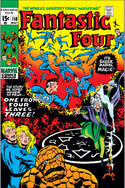 Fantastic Four Vol 1 110