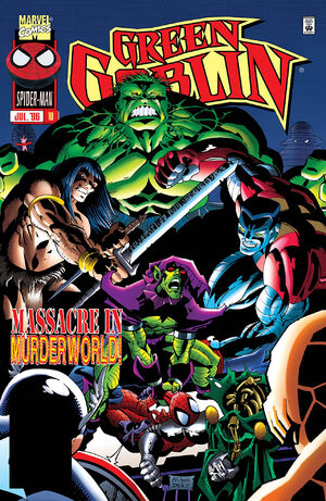 Green Goblin Vol 1 10