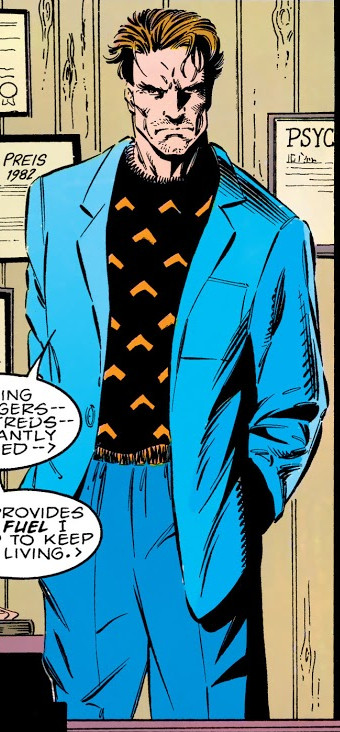 Adrian Eiskalt (Earth-616) from X-Men Unlimited Vol 1 2 0003