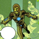 Bentley Wittman (Earth-20051) from Marvel Adventures Fantastic Four Vol 1 18