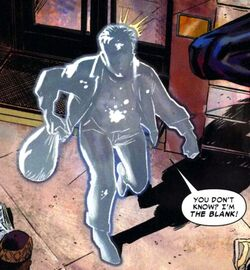Blank (Clyde) (Earth-616) from Amazing Spider-Man Vol 1 580 001