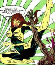 Lillian Crawley (Earth-616) from Alpha Flight Vol 1 125 001