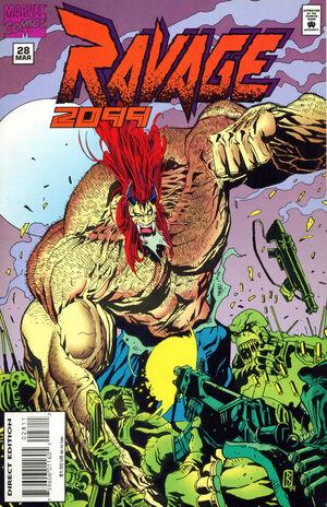 Ravage 2099 Vol 1 28
