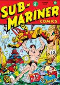 Sub-Mariner Comics Vol 1 6