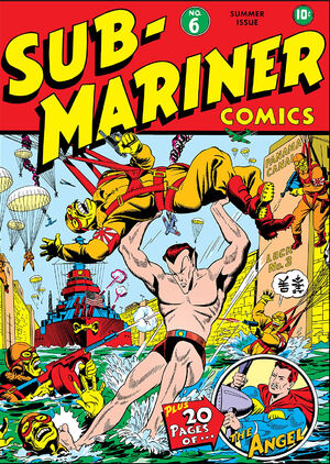 Sub-Mariner Comics Vol 1 6