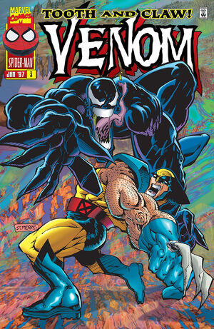 Venom Tooth and Claw Vol 1 3