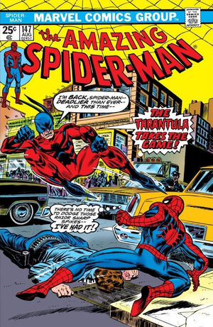 Amazing Spider-Man Vol 1 147