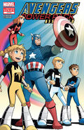 Avengers and Power Pack Assemble! Vol 1 1