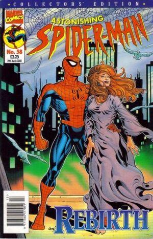 Astonishing Spider-Man Vol 1 58