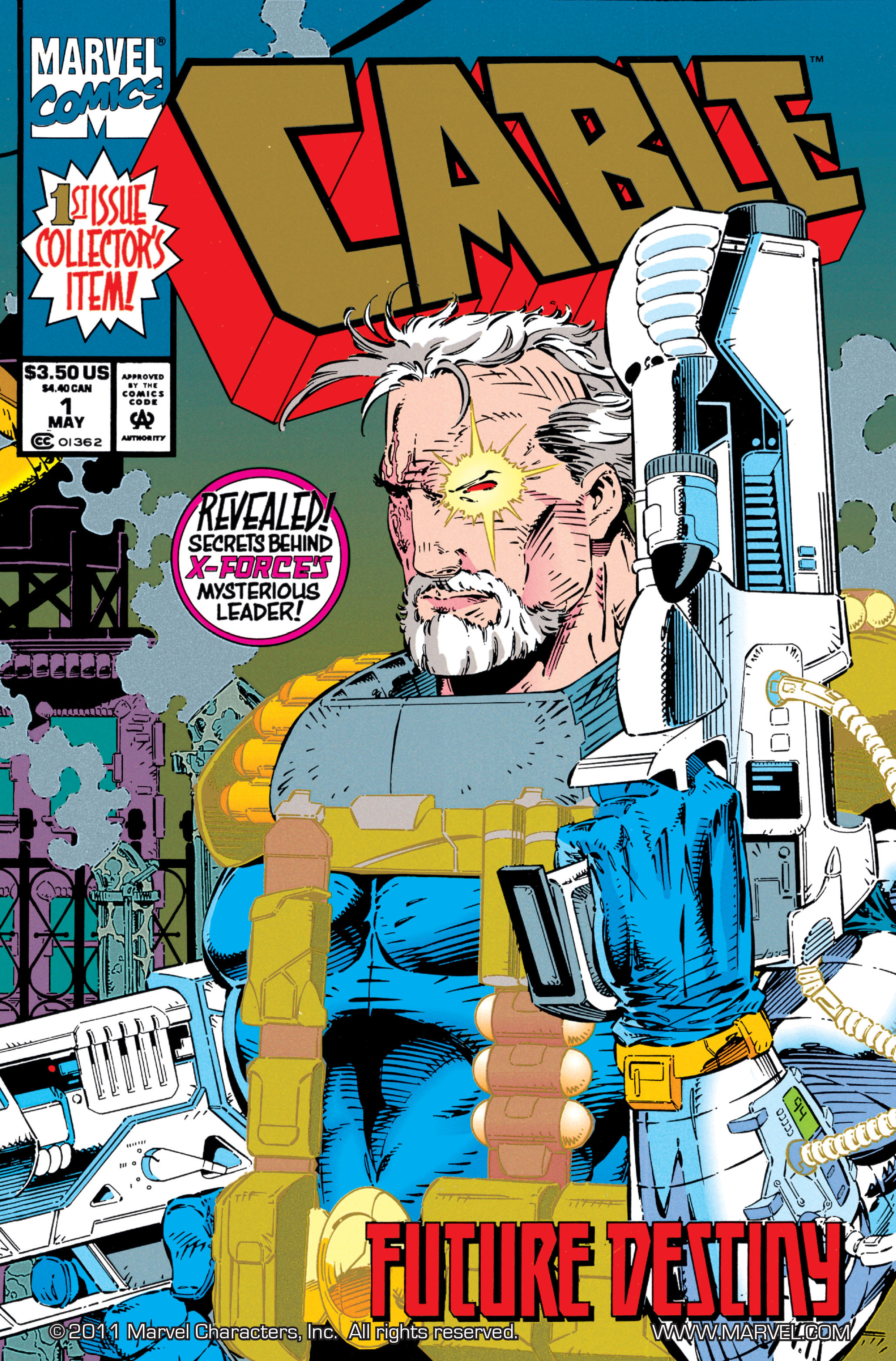 Cable Vol 1 1