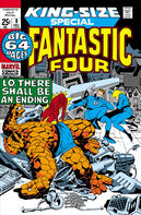 Fantastic Four Annual Vol 1 9