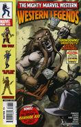 Mighty Marvel Western - Western Legends Vol 1