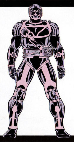 Oneg (Earth-616) from Official Handbook of the Marvel Universe Master Edition Vol 1 1 001