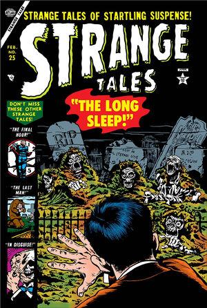 Strange Tales Vol 1 25