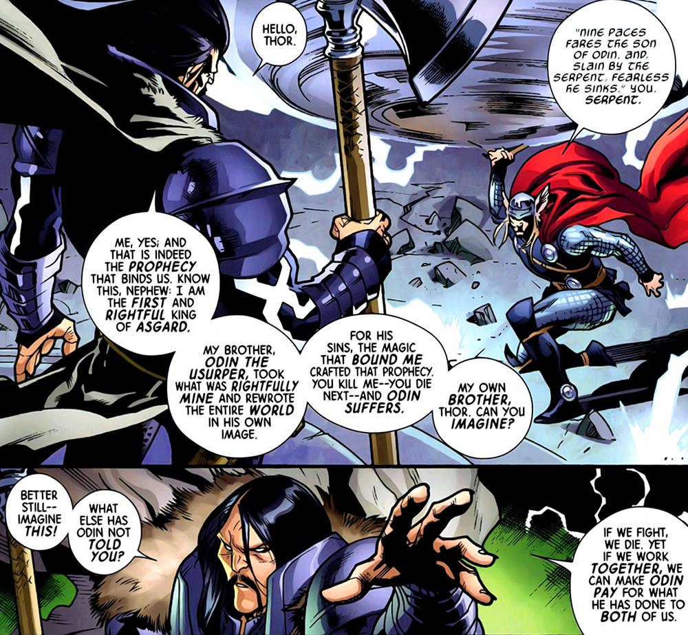 Thor Earth 616