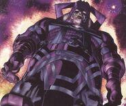 Galactus (Earth-616) from Beta Ray Bill Godhunter Vol 1 1 0001