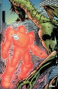 Hisako Ichiki (Earth-616) and Fin Fang Foom (Earth-616) from Astonishing X-Men Vol 3 37 0001
