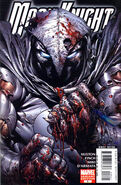 Moon Knight Vol 5 6 Bloody Variant