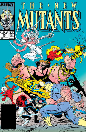 New Mutants Vol 1 65