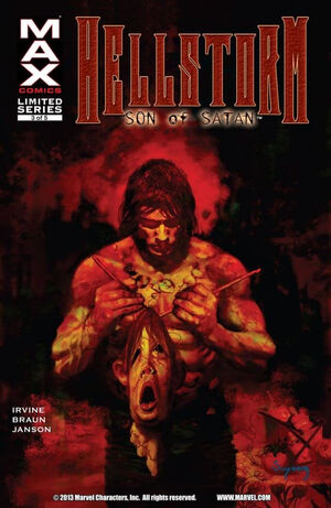 Hellstorm Son of Satan Vol 1 3
