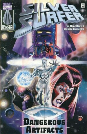 Silver Surfer Dangerous Artifacts Vol 1 1