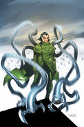 Spider-Man Doctor Octopus Out of Reach Vol 1 5 Textless