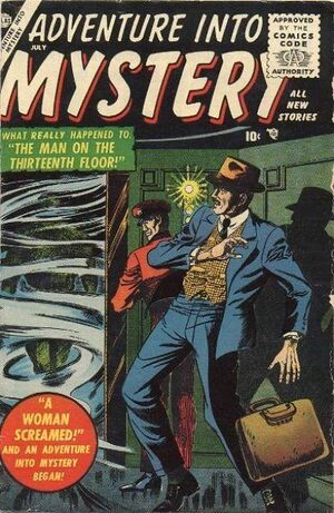Adventure into Mystery Vol 1 2