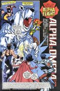 Alpha Flight (Earth-616) from Alpha Flight Vol 2 20 001