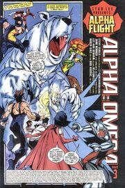 Alpha Flight (Earth-616) from Alpha Flight Vol 2 20 001