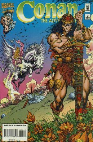 Conan the Adventurer Vol 1 7