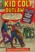 Kid Colt Outlaw Vol 1 118