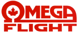Omega Flight logo