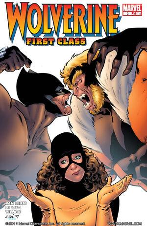 Wolverine First Class Vol 1 2