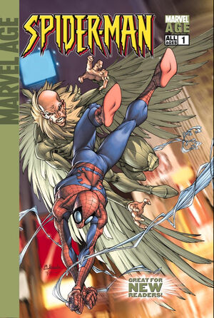 Marvel Age Spider-Man Vol 1 1