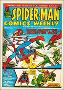 Spider-Man Comics Weekly Vol 1 10