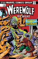 Werewolf by Night Vol 1 17