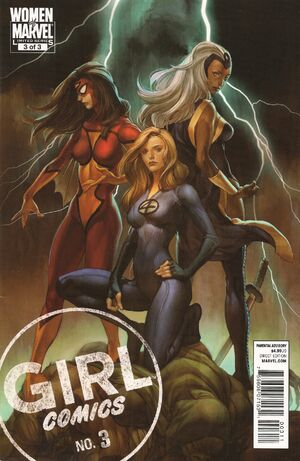 Girl Comics Vol 2 3