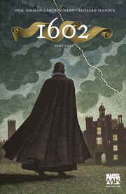 Marvel 1602 Vol 1 1