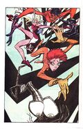 New Mutants Summer Special Vol 1 1 Pinup 2