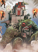 Krakoa (Sinister's Castle) (Earth-616) from Uncanny X-Men Vol 2 16 0001