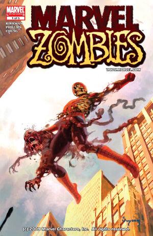 Marvel Zombies Vol 1 1