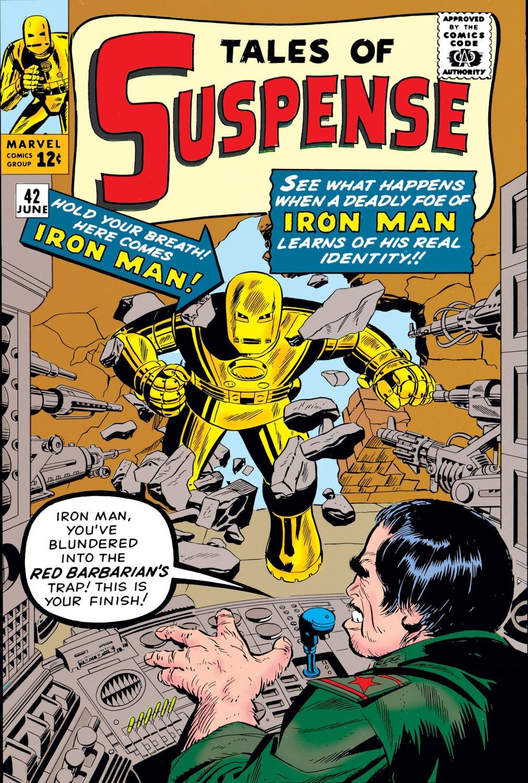 Tales Of Suspense Vol 1 42 Marvel Database Fandom