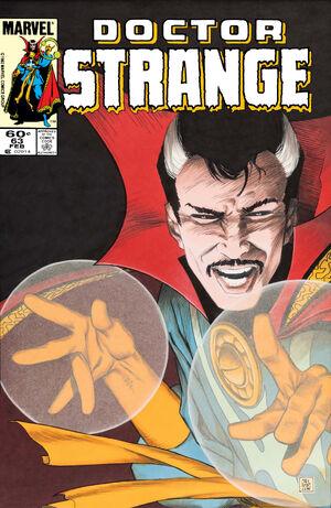 Doctor Strange Vol 2 63