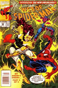 Web of Spider-Man Vol 1 99