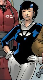 Abigail Dunton (Earth-616) Irredeemable Ant-Man Vol 1 7