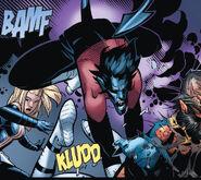 Kurt Wagner (Earth-616) from X-Men Vol 2 205 0002