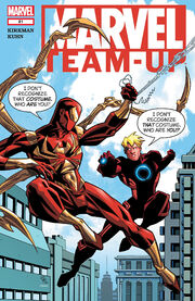Marvel Team-Up Vol 3 21
