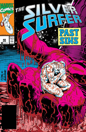 Silver Surfer Vol 3 48