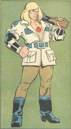 Ulysses Bloodstone (Earth-616) from Official Handbook of the Marvel Universe Vol 2 16 0001